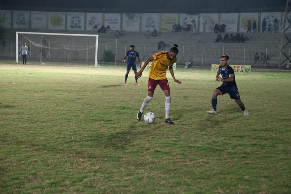 PCAA, Lyallpur match remains goalless in PPL [The Nation]