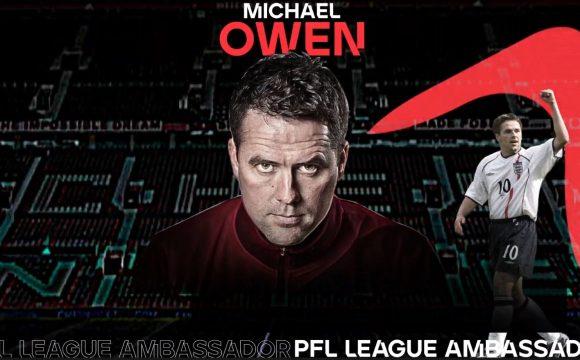 Michael Owen predicts 'tenfold' improvement of Pakistan football through PFL [Samaa]