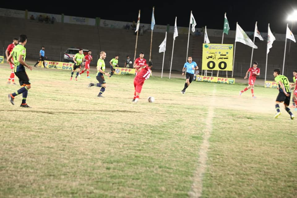 KRL, Muslim Club register victories  in 13th PPL [The Nation]