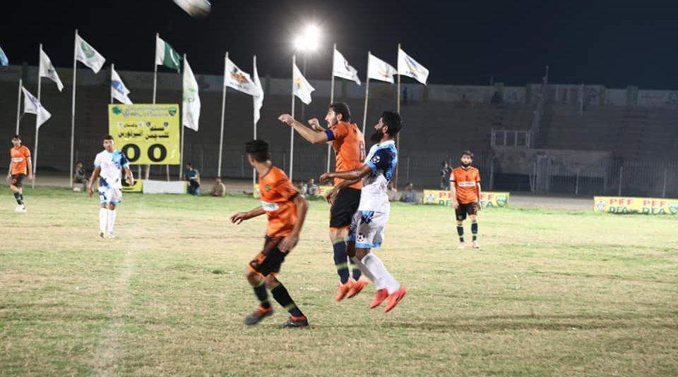 Muslim Club beat Pakistan Air Force in 13th PPL [Sport Bulletin]