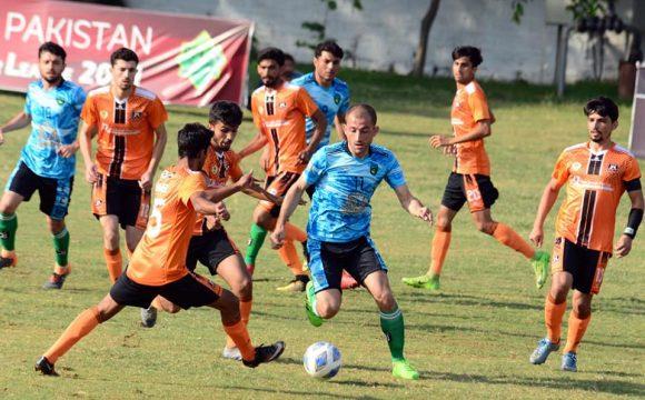 Huma Club thrash Muslim Club 5-0 in PPL [The Nation]