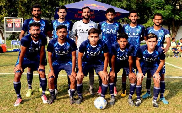 CAA edge Muslim Club in PPFL match [The News]